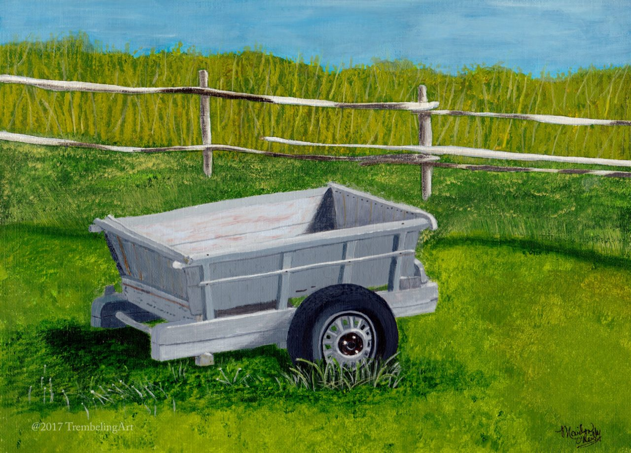 boxcar painting